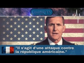 (VOSTFR) Élection USA 2020. Guerre Informationnelle, Michael Flynn