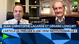 Le décryptage - L'article 24, prélude à une crise institutionnelle ?
