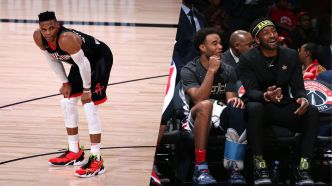 Basket - NBA - Houston et Washington échangent Russell Westbrook et John Wall