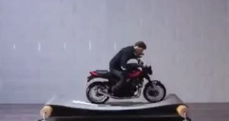 Les films de Tom Cruise : en stop motion