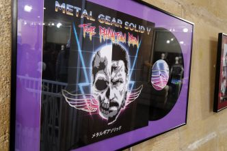 Metal Gear Solid 5 : Konami inaugure son Metal Gear Café et son Metal Gear Store au coeur de Paris