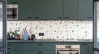 Tendance cuisine : 15 inspirations pour adopter le terrazzo