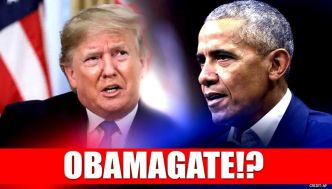 Donald Trump ordonne la déclassification de l'Obamagate !