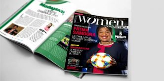 lancement Magazine WomenSportsAfrica Numero 2