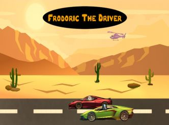Frodoric The Driver sort demain sur Switch…