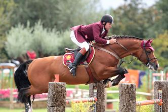 Disparition d'Arko III, ancien crack de Nick Skelton