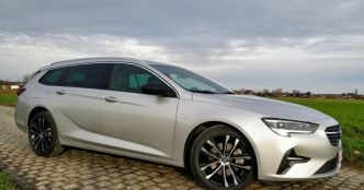 Opel Insignia Sports Tourer 1.5 Turbo D : l'art du camouflage !
