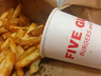 L'enseigne américaine Five Guys pourrait implanter son premier fast-food normand au Havre