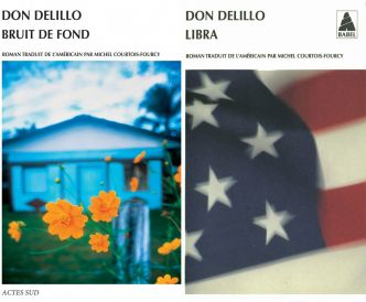 Bruit de fond et Libra, de Don DeLillo, en cours d'adaptation