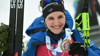 Biathlon : Julia Simon remet ça