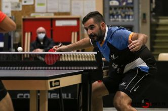 TENNIS DE TABLE : L'Amiens STT reprend à Tours