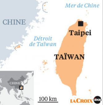 La Chine menace Taïwan et provoque Joe Biden
