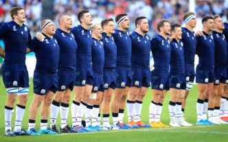 L'Ecosse réagit au report du match contre la France