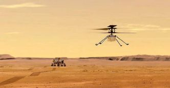 Mars 2020, la mission qui va donner la vie... aux innovations
