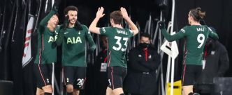 Tottenham assure le minimum / Premier League (J33)