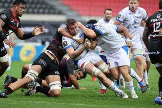 Rugby - Top 14 - CO - Anthony Jelonch (Castres) titulaire face à LaRochelle