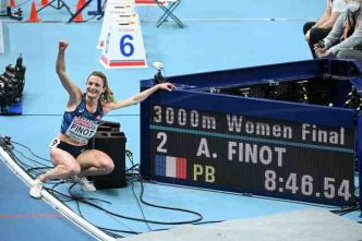 Athlé - Euro indoor - Alice Finot crée la surprise à l'Euro indoor de Torun, Pierre-Ambroise Bosse assure