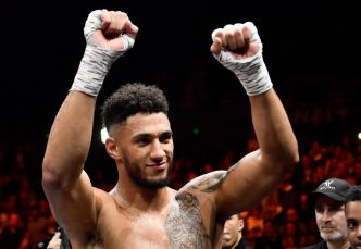 Tony Yoka met « Big Joe » Djeko à la raison, par KO