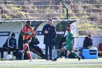 Foot - Coupe - Lens - Franck Haise (Lens) : « Bravo au Red Star »