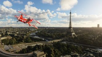 Microsoft Flight Simulator : la MAJ pour la France disponible