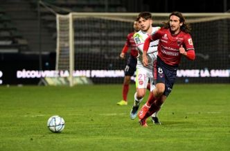 Clermont Foot - Le Havre : la composition clermontoise