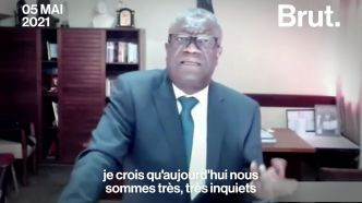 VIDEO. Denis Mukwege : pour une masculinité positive