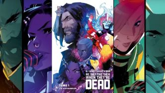 We only find them when they're dead – Tome 1 chez  Hi comics
