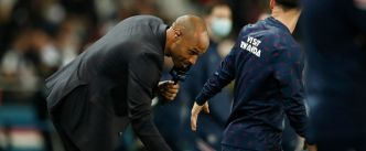 Lionel Messi remplacé, Thierry Henry s'agace