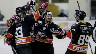 Ligue Magnus de hockey-sur-glace: avis favorable pour Nice