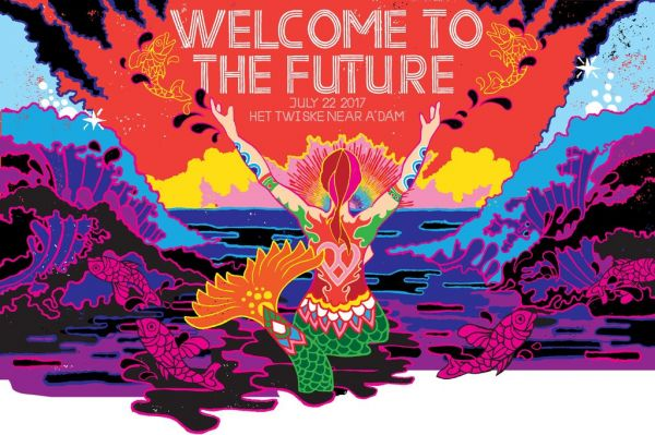 Le Welcome to the Future Festival dévoile sa programmation 2017