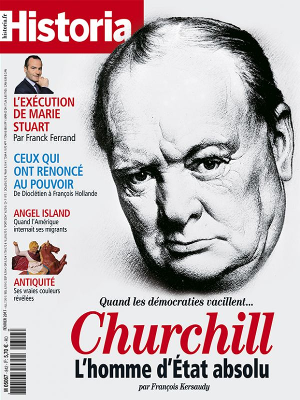 Churchill, l'homme de fer