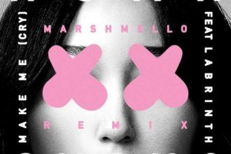 Noah Cyrus feat Labrinth – Make Me Cry (Marshmello Remix)