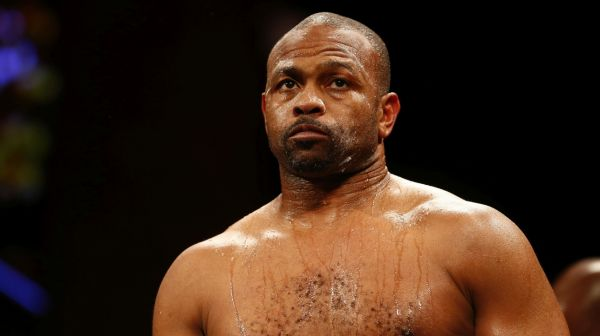 Roy Jones c. le champion à poings nus