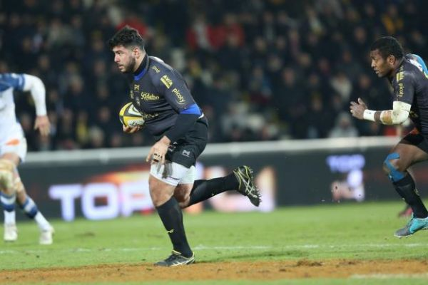 La Rochelle (Top 14) : Boughanmi, James et Barry de retour face au Stade Français