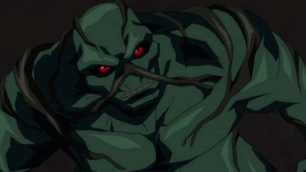 Justice League Dark : Swamp Thing s'illustre