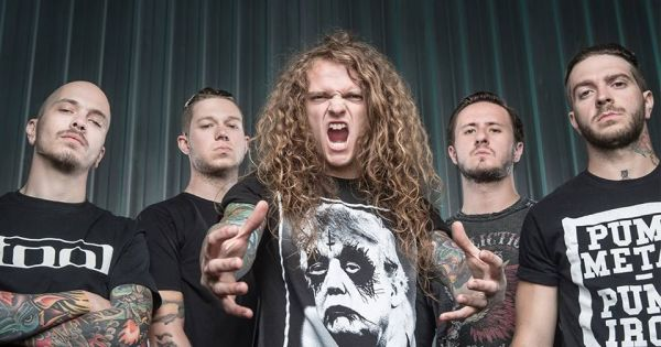 Miss May I : 2ème vidéo en studio / stream du titre Swallow Your Teeth