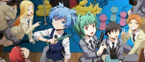 Adn Assassin Classroom Saison 1 Episode 7 : anime assassination classroom saison 2 episode 23 le on 23 boss de fin 17 juin 2016 ~ Medecine-chirurgie-esthetiques.com Avis de Voitures